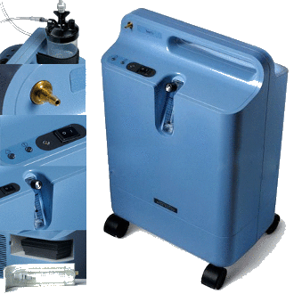 Stationary oxygen concentrator, rentals in los cabos, oxygen rental